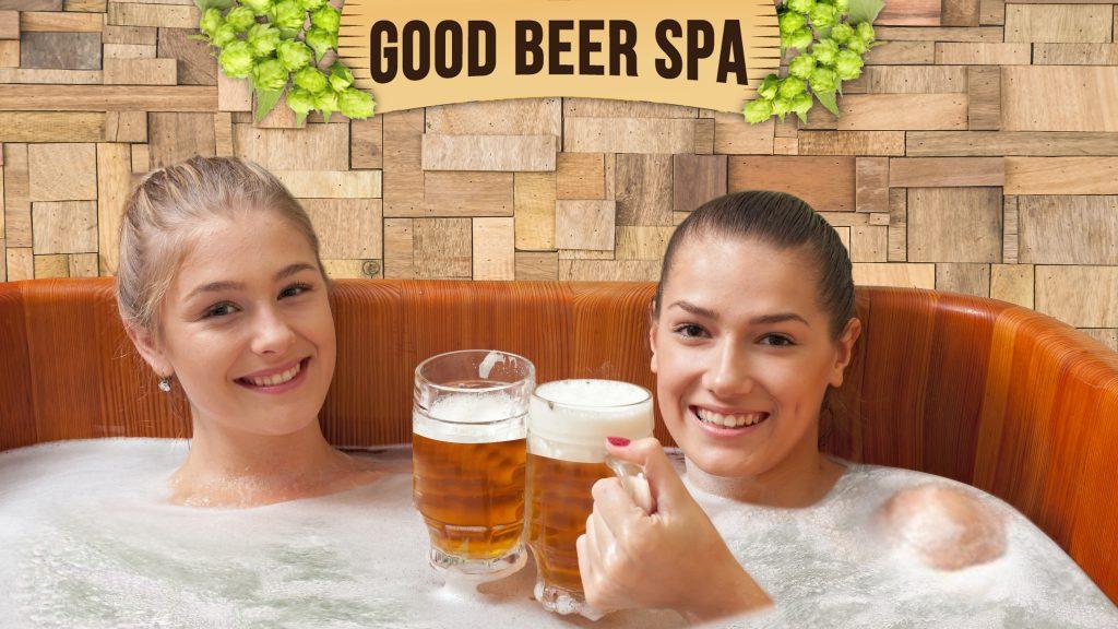 Spa de bière Bruxelles